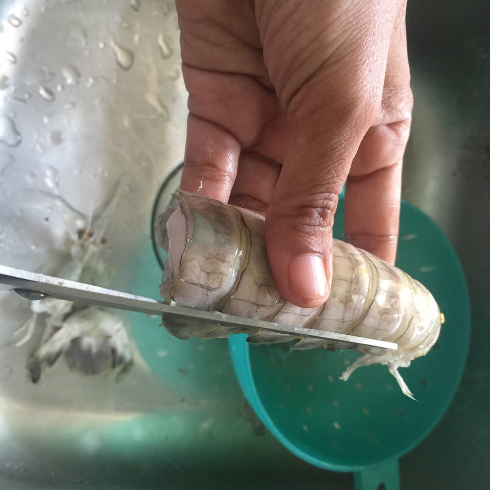 Resepi Udang Kung Pao Simple