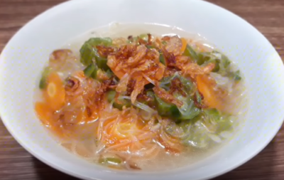 Indonesian Cuisine: Resepi Sup Oyong