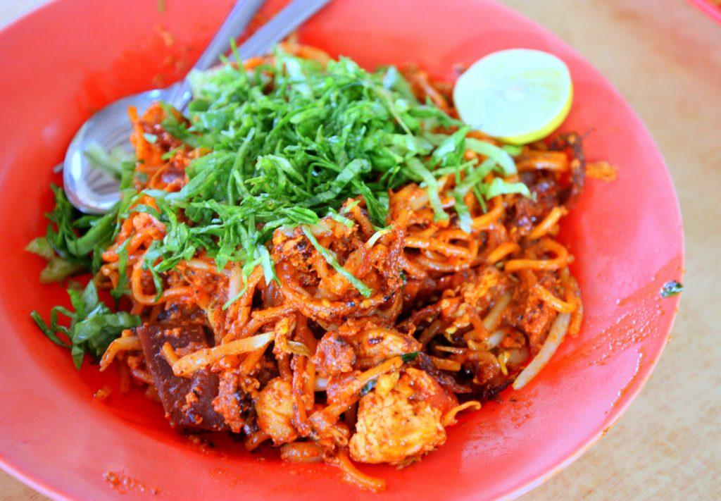 Mee Goreng Bangkok Lane