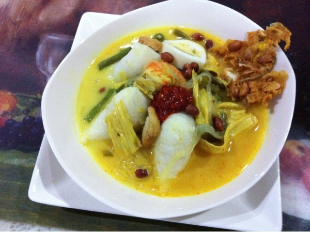 Lodeh Lontong Power Dahlia's Kitchen
