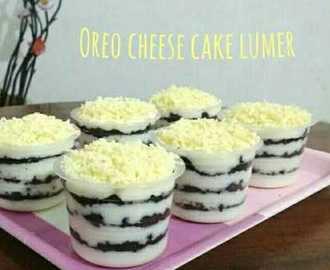 Resepi Cheese Kek Simple