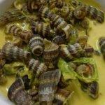 Siput Sedut Dahlia's Kitchen.