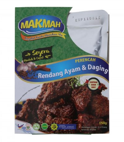 Rendang Ayam Dan Daging