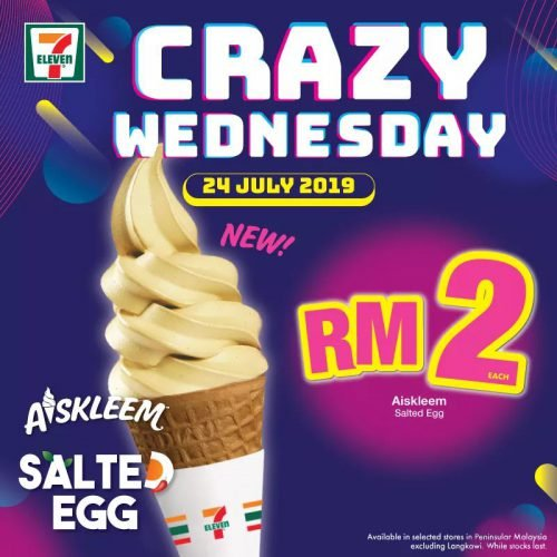 Crazy Wednesday