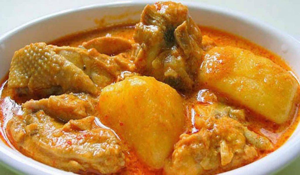 Kari Ayam Resepi Bonda - Daily Makan