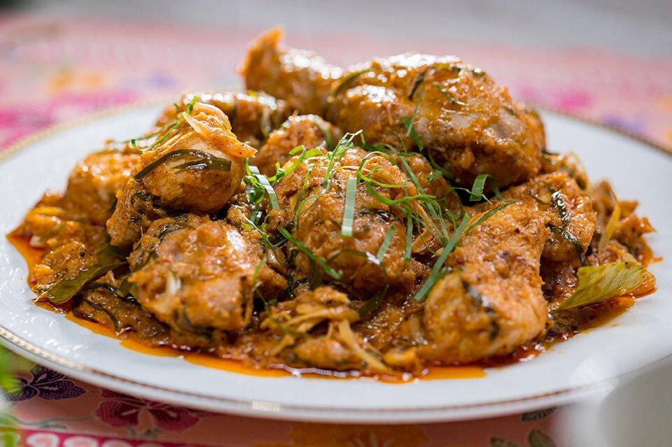 Rendang Ayam Hari Raya Special - Daily Makan