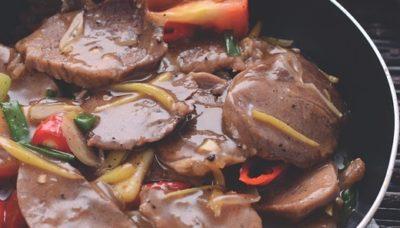 Daging Masak Halia