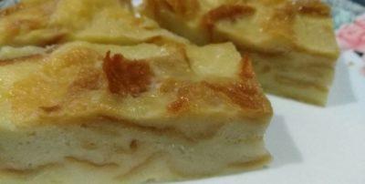 Kuih Bingka Roti