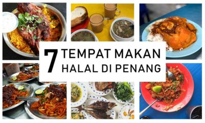 Tempat Makan Halal Di Penang