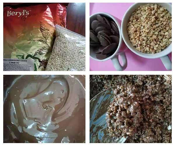 Resepi Biskut Raya Mudah, Guna 5 Bahan Sahaja - Daily Makan