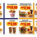 McDonald's Tawar Promosi Luar Biasa