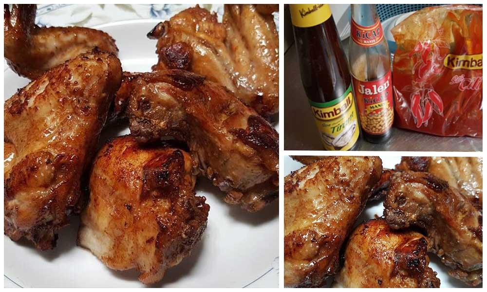 Resepi Ala Ayam Panggang Ayamas Hanya Dengan 3 Bahan Memang Sedap