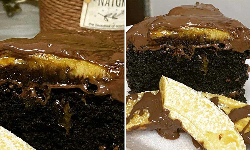 resepi kek coklat pisang  descargar Resepi Kek Coklat Tanpa Telur dan Cuka Enak dan Mudah
